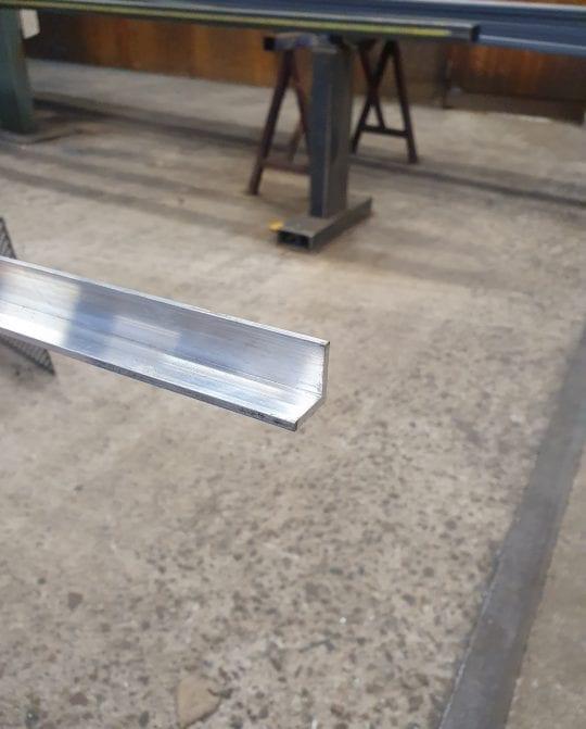 Aluminium vinkelstål
