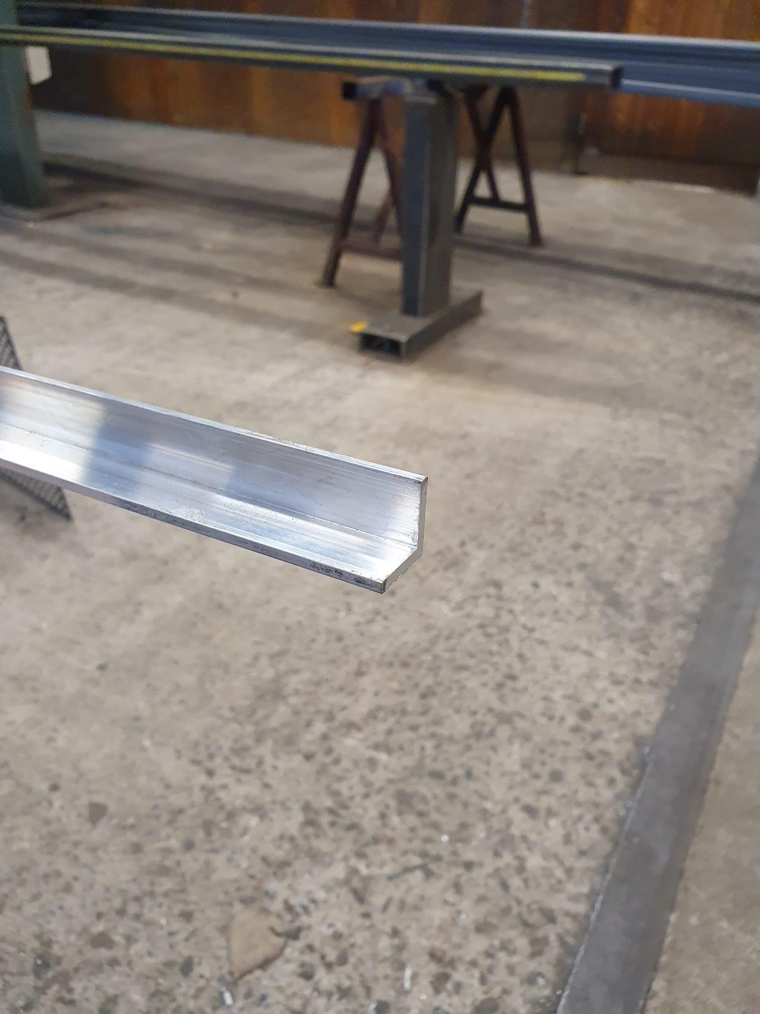 Aluminium vinkel